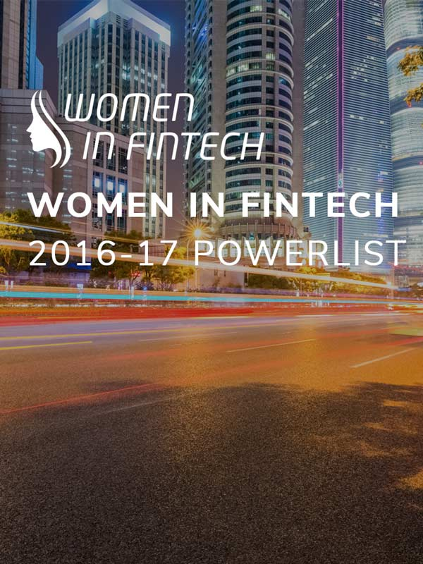 Efi Pylarinou Resume / CV / Women in Fintech Power list
