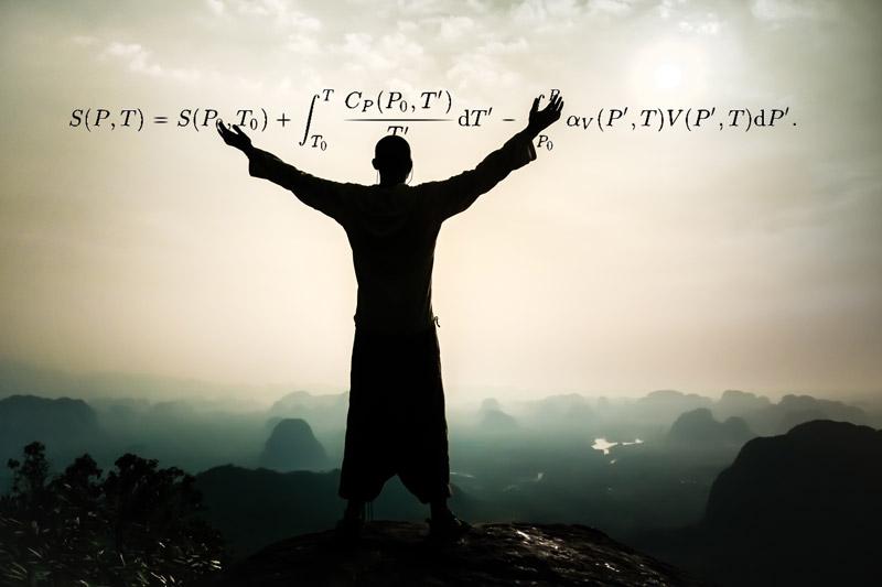Mathematics and nature's way