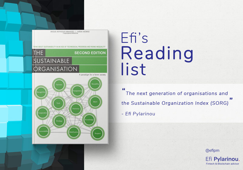 Book - The Sustainable Organisation