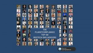PlanetCompliance-Top-50-RegTech-Influencers-2018