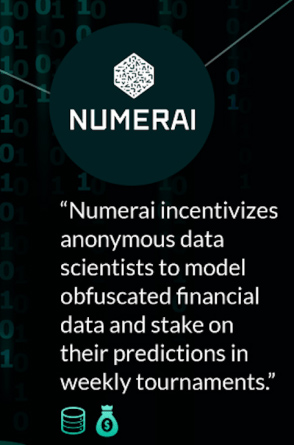 One of the Top 20 AI Blockchain projects – Numerai
