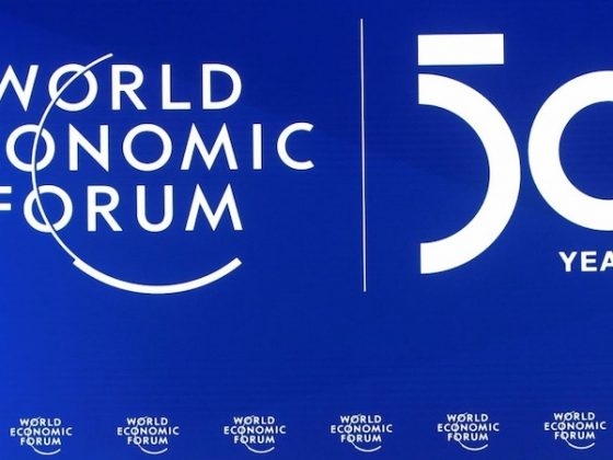 Celebrating the WEF 50th anniversary with 50 bytes from Davos 2020