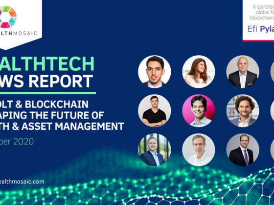 12 Thought Leaders Share Insights on Blockchain's Impact on Wealth & Asset Management