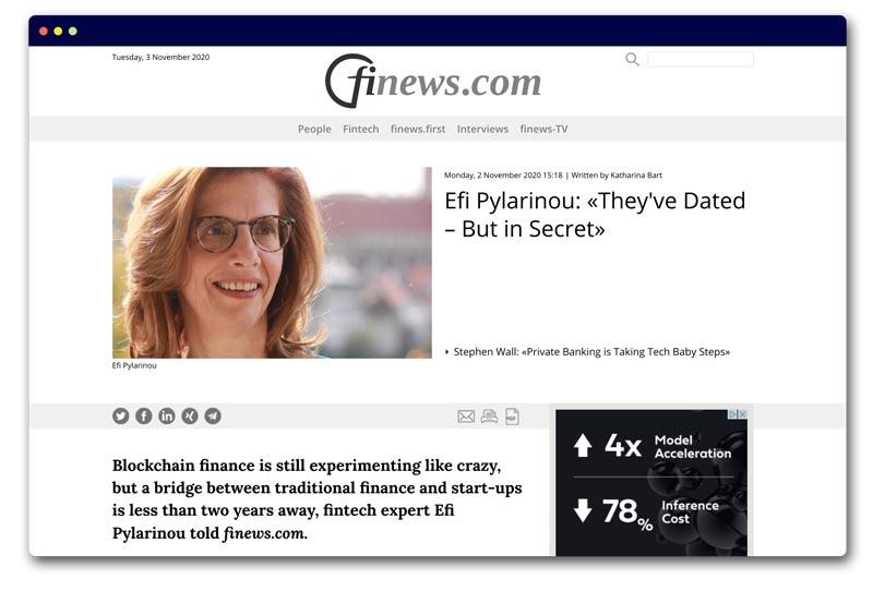 Efi Pylarinou: «They've Dated – But in Secret»